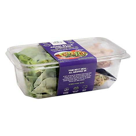 Lettuce Wrap Kit Asian Chicken - 1 Lb