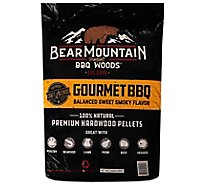 Bear Mountain Craft Blend Gourmet Bbq Pellets - 20 Lb