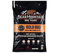 Bear Mountain Craft Blend Bold Bbq Pellets - 20 Lb