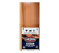 Kingsford Cedar Planks - 2 Count