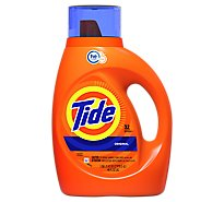 Tide Liquid Detergent HE Original - 46 Fl. Oz.