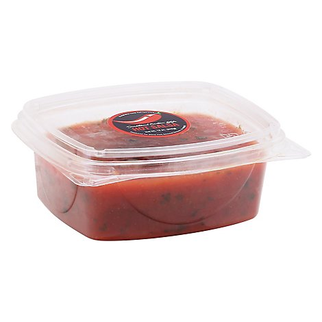 Salsa Hot Traditional Cantina Style - 12 Oz