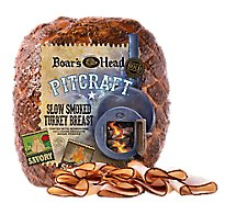 Boars Head Pitcraft Smoked Turkey Breast - 0.5 LB