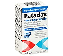 Pataday Twice Daily Relief - 5 Ml