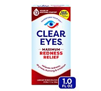 Clear Eyes Max Redness Relief - 1 Fl. Oz.