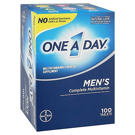 One A Day Mens Health - 100 Count