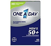 One A Day Mens 50 Plus Advantage - 65 Count