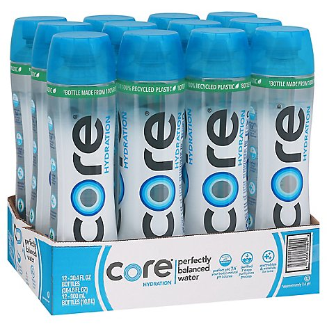 Core Hydration - 12-30.4 Oz