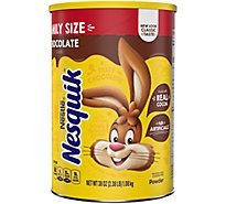 Nesquik Chocolate Powder - 38.096 Oz
