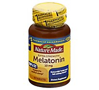 Natures Made Melatonin 10mg Tabs Otc - 70 Count