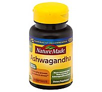 Natures Made Ashwagandha 125mg - 60 Count