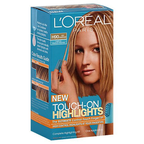 Lrl Touch Up Highlights Iced Champg H90 - Each