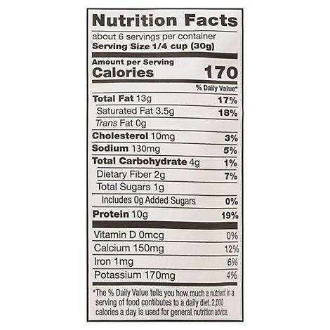 Parm Crisps Crisps Snack Mix Original - 6 Oz