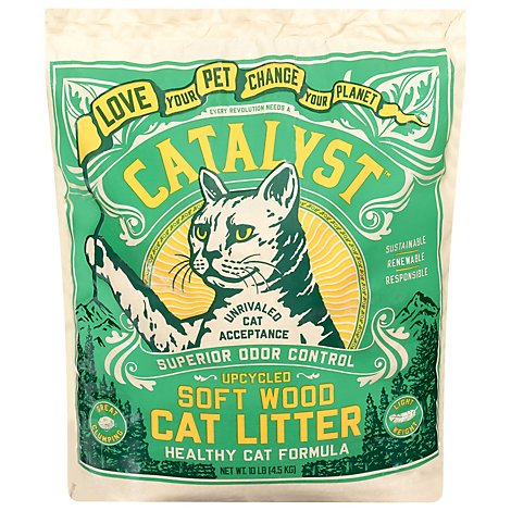 Catalyst Cat Litter Healthy Cat - 10 Lb