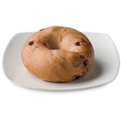 In-Store Bakery Bagels Blueberry 1 Count