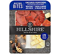 Hillshire Farm Uncured Pepperoni & Monterey Jack Bistro Bites - 2.8 Oz.