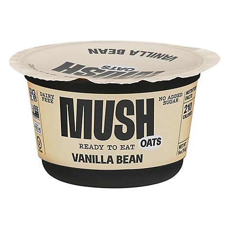 Mush1 Oats Overnight Van Bean - 5 Oz