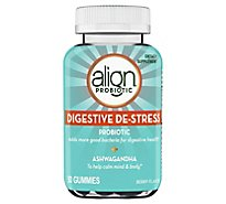 Align Gummies Probiotic Digestive Stress Relief With Ashwagandha - 50 Count