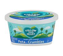 Follow Your Heart Feta Cheese Alternative - 6 Oz.