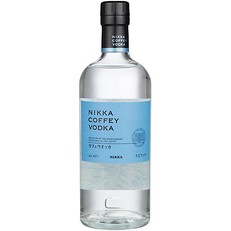 Nikka Coffey Vodka - 750 Ml