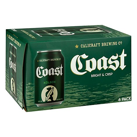 Calicraft Coast In Cans - 6-12 Fl. Oz.