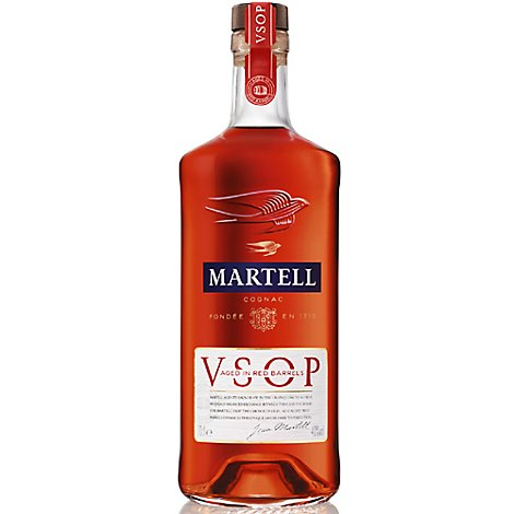 Martell Cognac VSOP Red Barrel - 750 Ml
