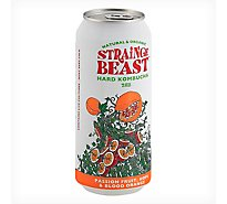 Strainge Beast Passionfruit Blood Orange & Hops In Cans - 16 Fl. Oz.