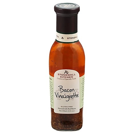 Stonewall Kitchen Vinaigrette Bacon - 11 Fl. Oz.