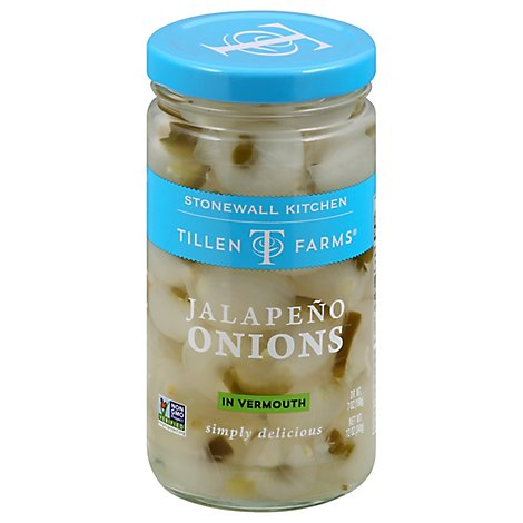 Tillen Farms Onion Jalapeno Vermouth - 12 Oz