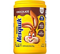 Nesquik Chocolate Powder 44.9oz Canister - 44.9 Oz