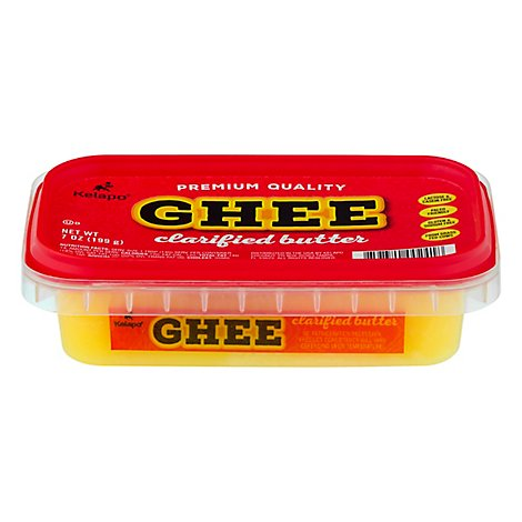 Kelapo Butter Ghee Clarified Tub - 7 Oz