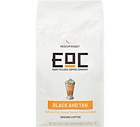 Eight O Clock Coffee Barista Black & Tan - 11 Oz