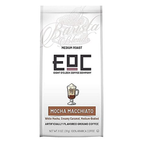 Eight Oclock Coffee Barista Mocha Macchiato - 11 Oz