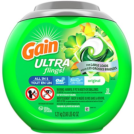 Gain Ultra Flings Original - 26 Count