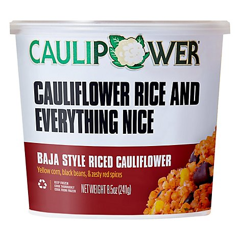 Caulipower Cauliflwr Ricd Baja Styl - 8.5 Oz
