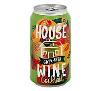 House Wine Casa-Rita Cktl Can - 375 Ml