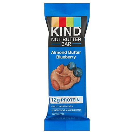 Kind Almond Butter Blueberry Nut Butter Bar - 1.76 Oz