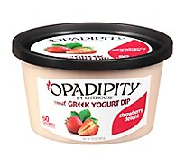 Litehouse Opadipity Strawberry Sweet Dip - 12 Fl. Oz.