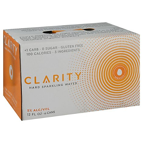 Craft Clarity Mango In Cans - 6-12 Fl. Oz.