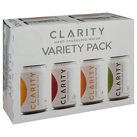 Craft Clarity Variety Pack In Cans - 12-12 Fl. Oz.