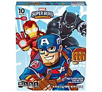 Betty Crocker Avengers Fruit Snacks 10 Count - 8 Oz