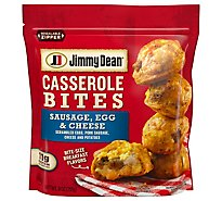 Jd Casserole Bites Sausage Egg & Cheese - 9 Oz