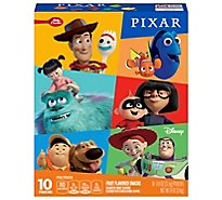 Betty Crocker Fruit Flavored Snacks Assorted Pixar 10 Count - 8 Oz