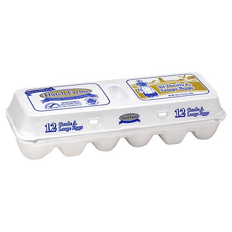 Country Daybreak Large Eggs - 12 Count