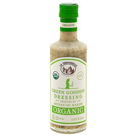 La Tourangelle Organic Green Goddess Dressing - 8.45 Oz