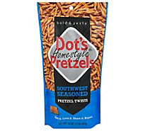 Dots Pretzels Southwest - 16 Oz