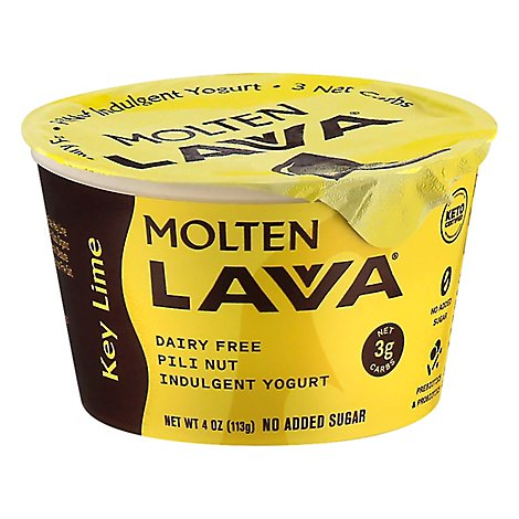 Lavva Yogurt Molten Key Lime - 4 Oz
