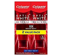 Colgate Optic White High Impact Toothpaste - 2-3 Oz