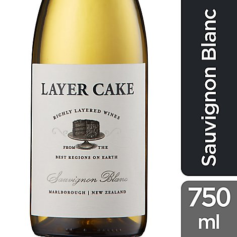Layer Cake Sauvignon Blanc Wine - 750 Ml