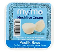 Vanilla Bean Mochi Ice Cream - 1.5 Oz.